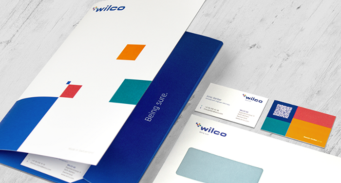 Branding WILCO, Agentur Evoq