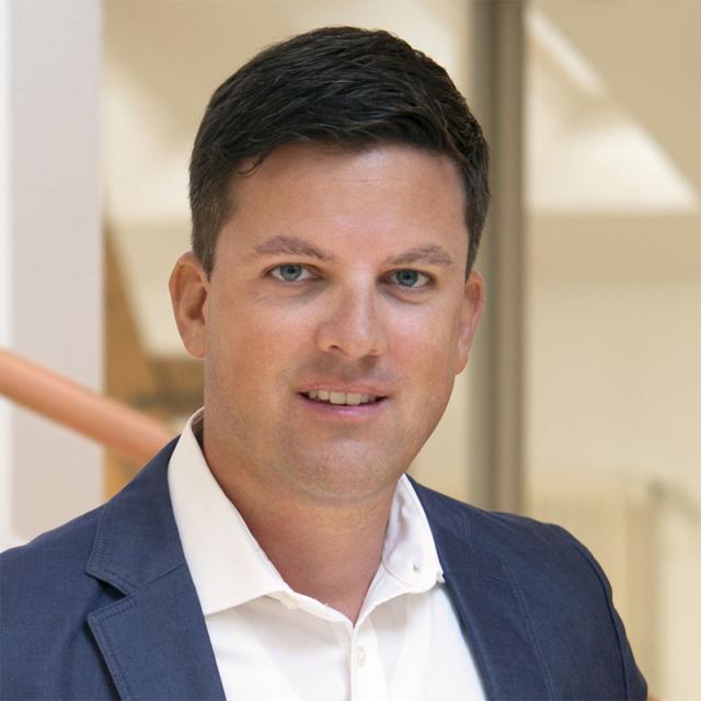 Felix Rinderer, Vorstand Agenturnetzwerk ASW