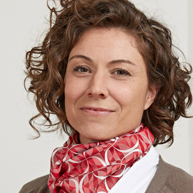Nadine Huggel, Vorstand Agenturnetzwerk ASW